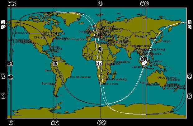 September 5, 2011 Lunar South Declination Extreme