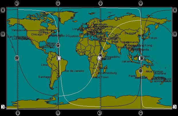September 12, 2011 Full Moon Astro-Map