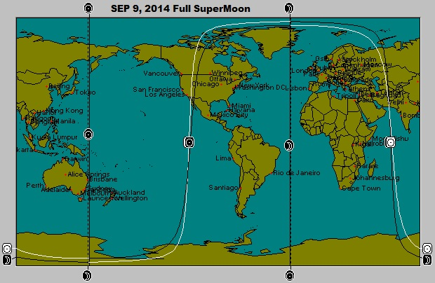 SEPP 9, 2014 Full SuperMoon Astro-Locality Map