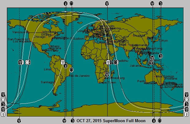 AUG 29, 2015 SuperMoon Full Moon Astro-Locality Map